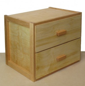 CD-180 (birch drawers)