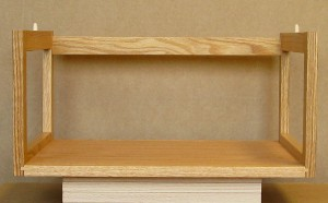 """T19 Component Shelf in 10"""" height"""